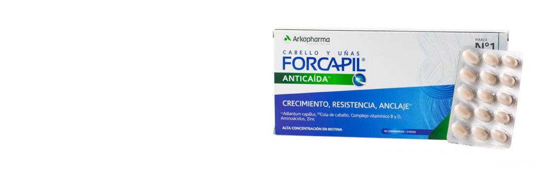 FORCAPIL CABELLO Y UÑAS